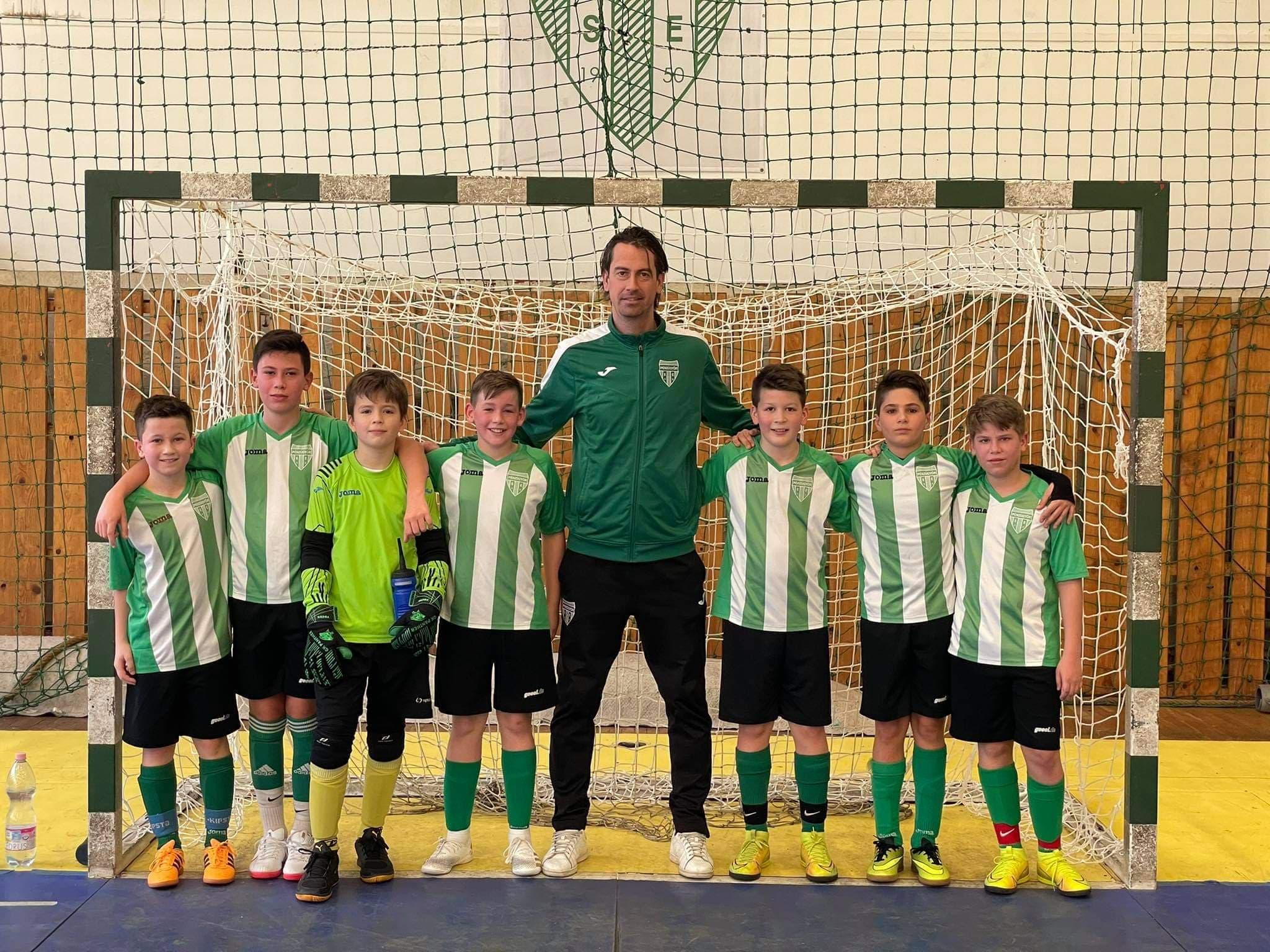 A Pénzügyőr SE Futsal U13